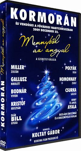 Kormorán - Mennyből az angyal Szeretet Gála DVD